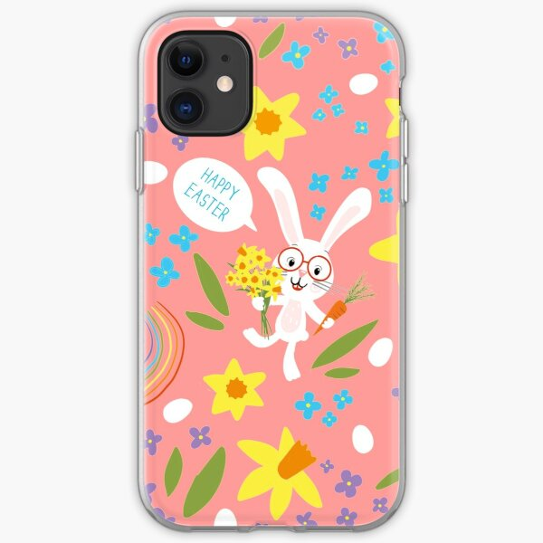 Cute Easter iPhone Soft Case