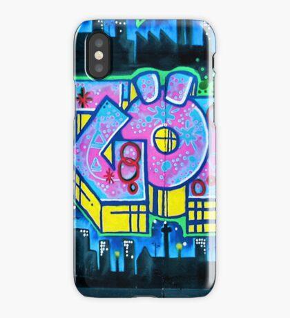Graffiti GO iPhone Case