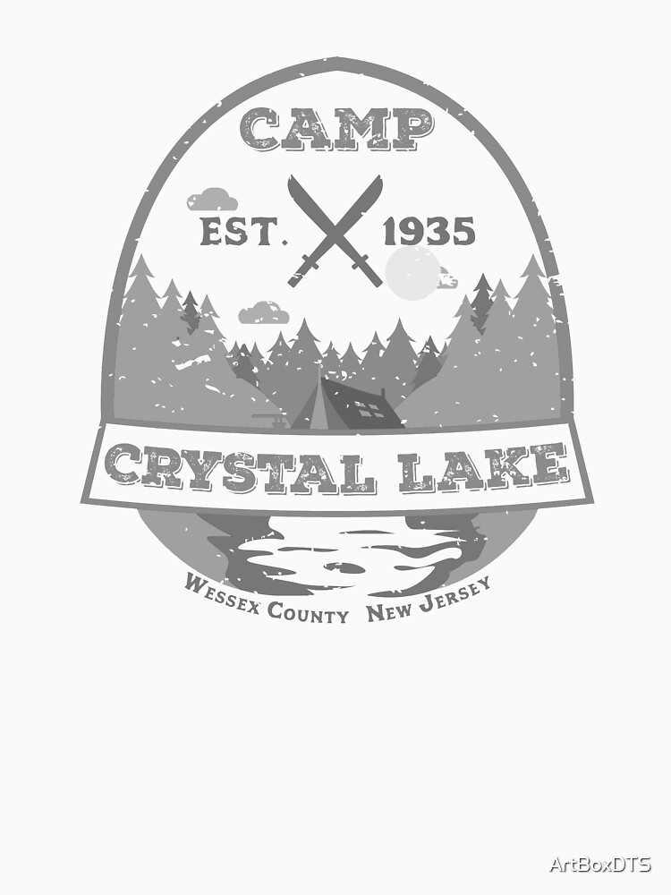 Camp Crystal Lake by ArtBoxDTS