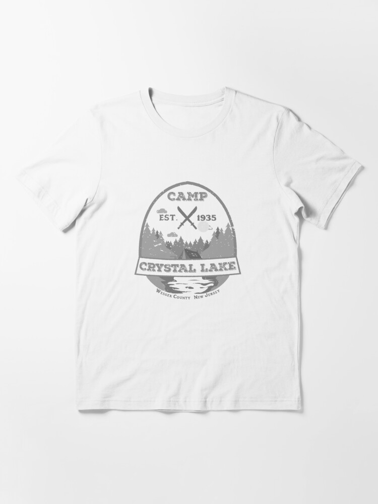 Alternate view of Camp Crystal Lake Essential T-Shirt