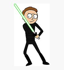 Morty Skywalker Photographic Print