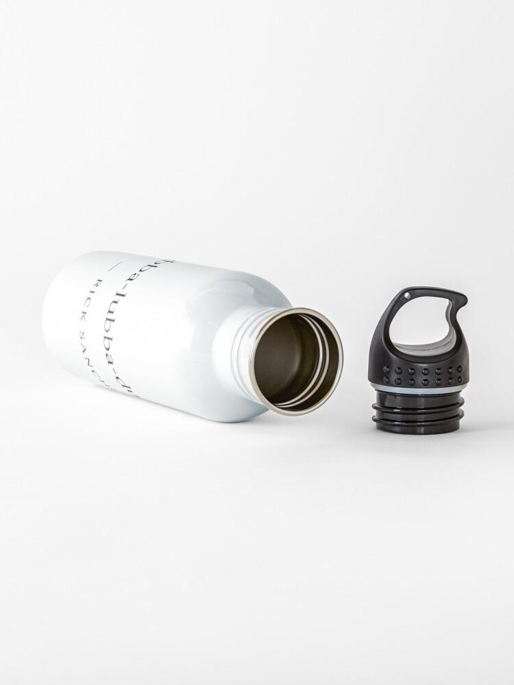 Alternate view of Wubba-lubba-dub-dub! Water Bottle