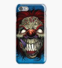 Evil Clown iPhone Case/Skin