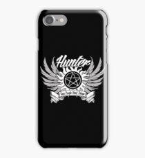 Save People Hunt Things iPhone Case/Skin