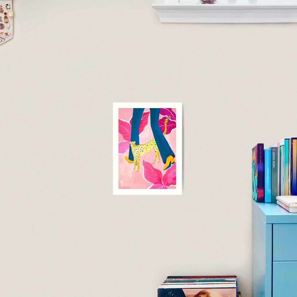 Come along with Me Art Print