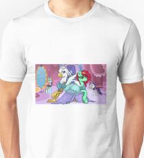 Sassy Silver Quill T-Shirt