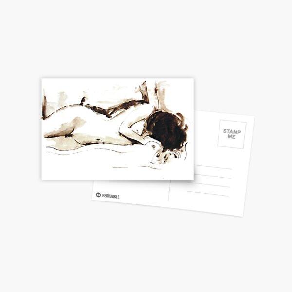 Nude I Postcard