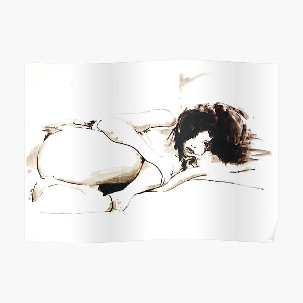Nude II Poster