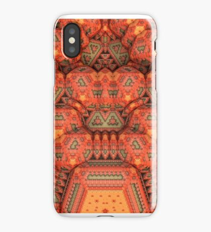 Quilted for iPhone iPhone Case