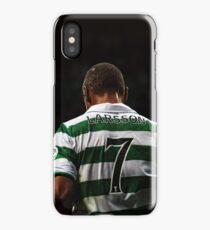 Henrik Larsson 7 - Celtic Legend iPhone Case