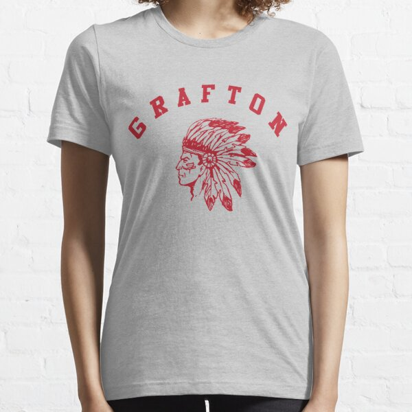 Amérindien Grafton porté par Frank Zappa T-shirt essentiel