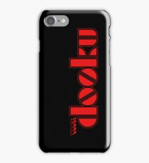 Waiting for the Bad Guy iPhone Case/Skin