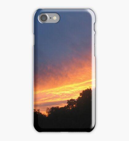 iPhone Case ~ Sunset in Connecticut iPhone Case/Skin