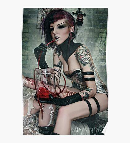 Utenomjordisk blodsugerens Poster