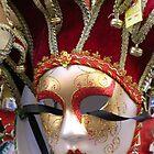 Venetian Mask (2) by lezvee