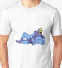 Camiseta unisex ESQUELETO SENSUAL