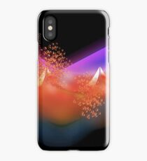 Iceland, a volcanic island. iPhone Case/Skin