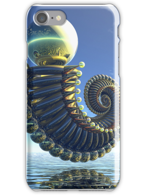 Pearl keepers ~ iPhone case by Fiery-Fire