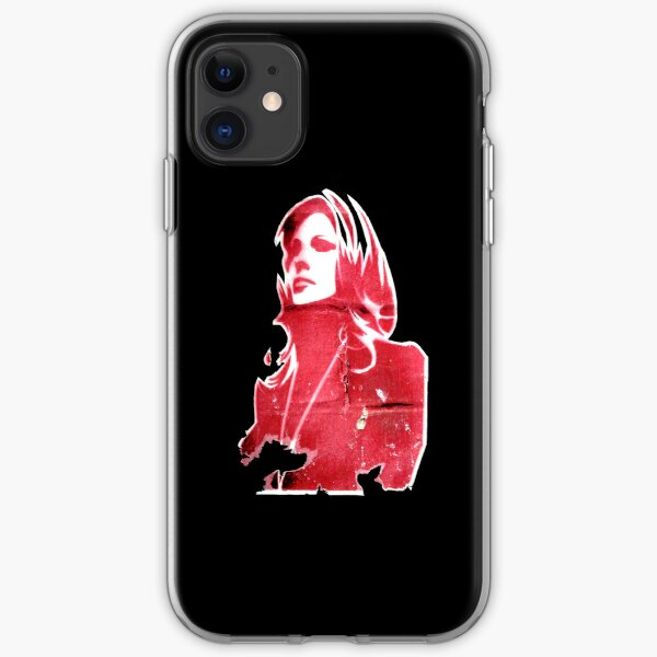 """Red Riding Hood"" - phone iPhone Soft Case"
