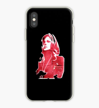 """""""Red Riding Hood"""" - phone iPhone Case"""