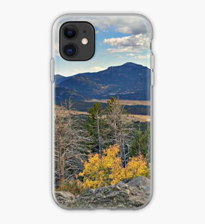 Rocky Mountains - iPhone Case iPhone Case