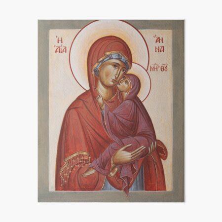 St Anna Art Board Print