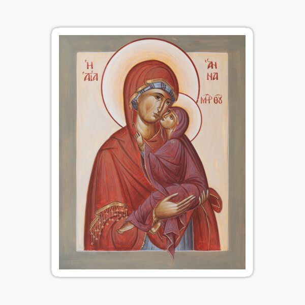 St Anna Sticker