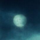 Celestial Series: Blue Moon  by Mary Ann Reilly