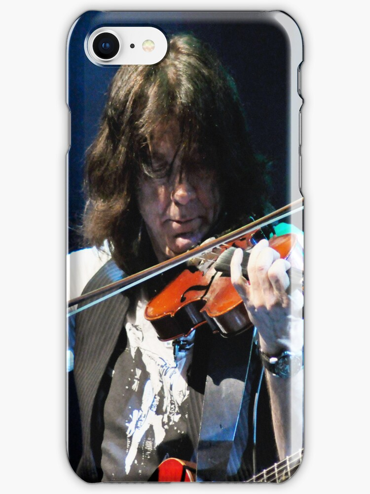 Pat McManus - iPhone case by Finbarr Reilly