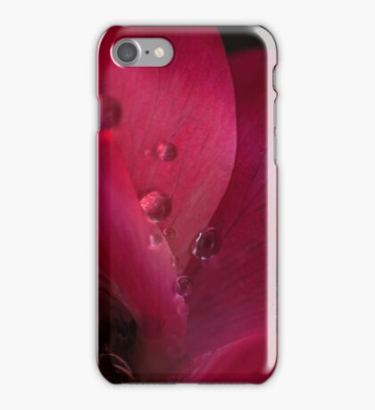 Rose Water iPhone Case/Skin
