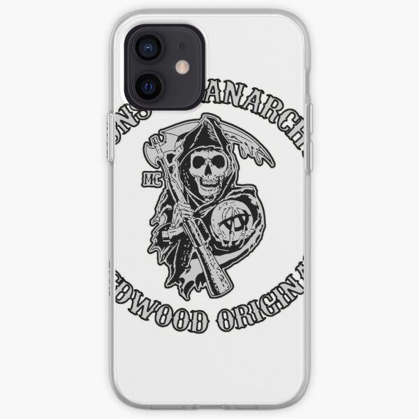 Sons of Anarchy Coque souple iPhone