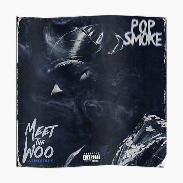 RIP pop smoke Poster