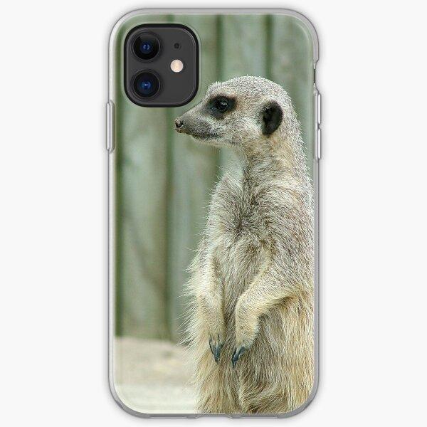 Meerkat - iPhone Case iPhone Soft Case