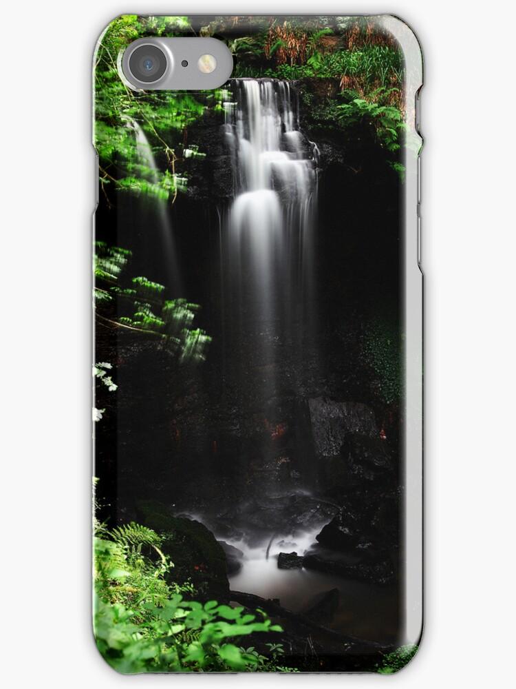 Waterfall by PaulBradley