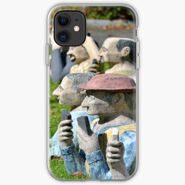 Hanging on the Telephone -iPhone Case  iPhone Soft Case