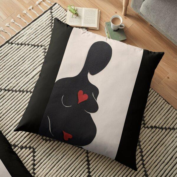 Mother Love Floor Pillow