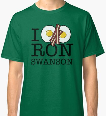 All the bacon and eggs Classic T-Shirt
