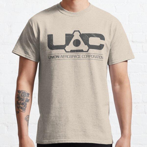 Distressed Doom UAC  Classic T-Shirt