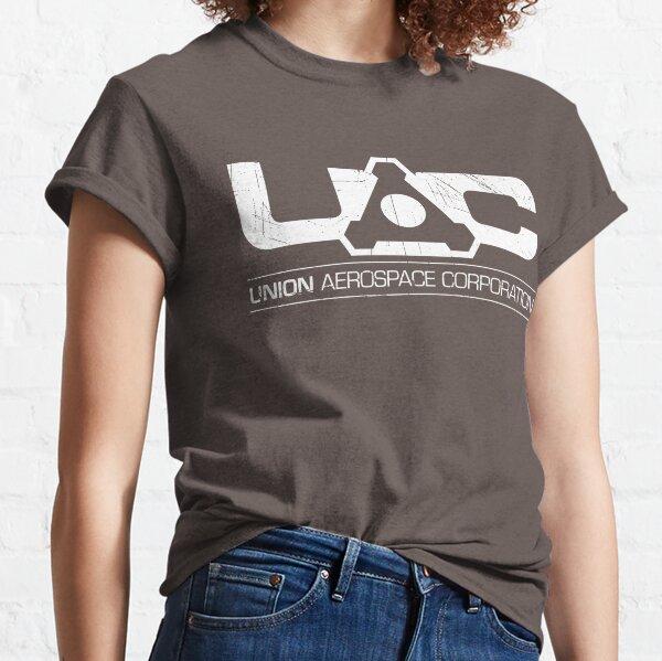 Doom en détresse UAC - Blanc T-shirt classique