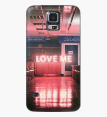 Love Me Design 2 Case/Skin for Samsung Galaxy