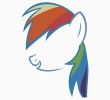 Rainbow Dash Smirk