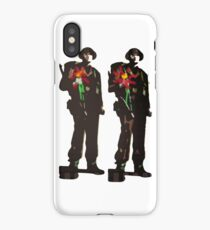 Flowers not Guns iPhone Case