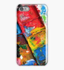 iPhone Case - Artist Pallette iPhone Case/Skin