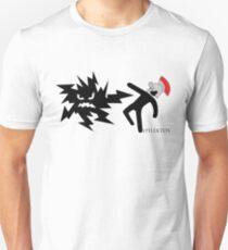 Unfortunate Stick Figures Unisex T-Shirt