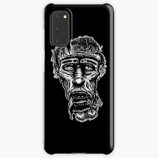 Slack-Jaw Zombie Samsung Galaxy Snap Case