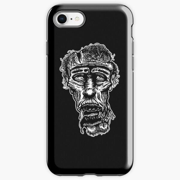 Slack-Jaw Zombie iPhone Tough Case