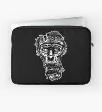 Slack-Jaw Zombie Laptop Sleeve
