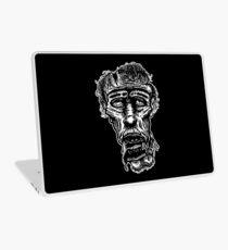 Slack-Jaw Zombie Laptop Skin