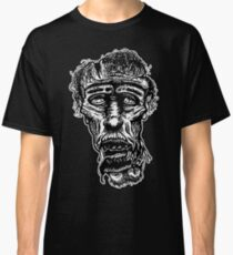 Slack-Jaw Zombie Classic T-Shirt