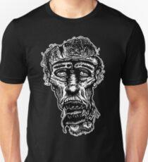 Slack-Jaw Zombie Slim Fit T-Shirt